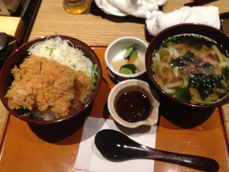 Such a nice Japanese meal and fun to try something different.