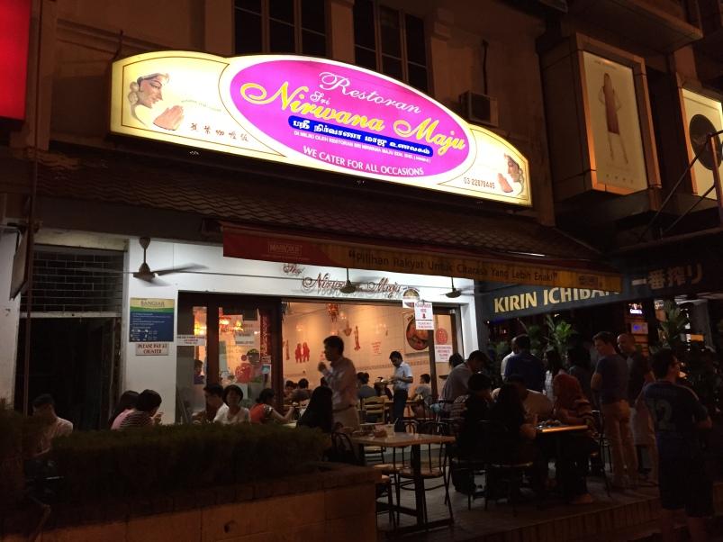 Here's where we ate.