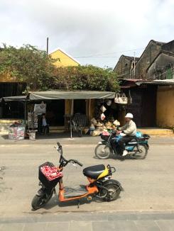 Classic Vietnam street.