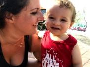 Celebrating Canada Day in Bali!