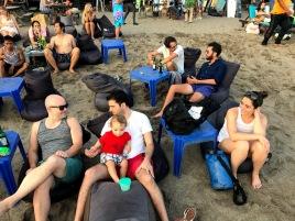 When Hong Kong friends cross paths in Bali...