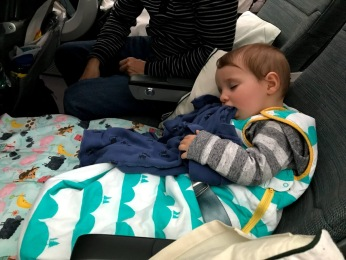 Faking usual bedtime routine between Vancouver and Hong Kong