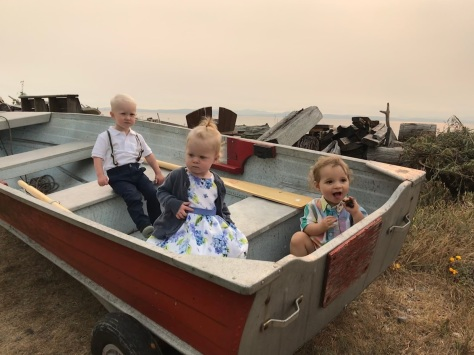 Three little cousins!